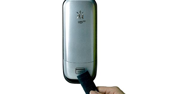 デジタルドアロック補助錠
