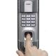 指紋認証補助錠